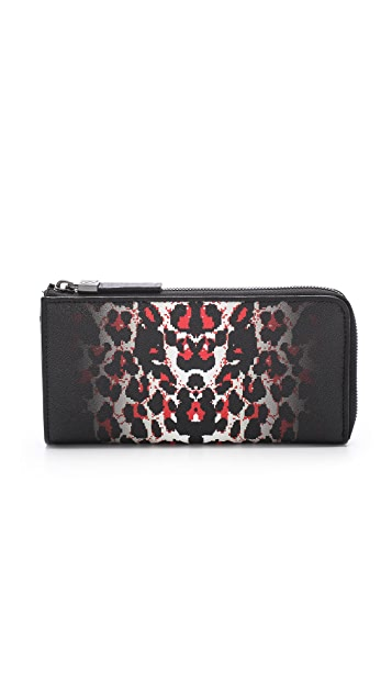 McQ - Alexander McQueen Zip Around Wallet