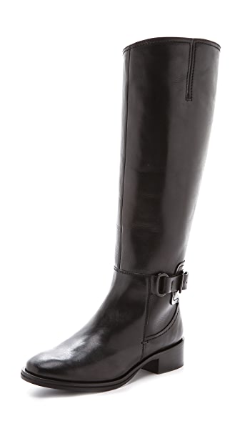 McQ - Alexander McQueen Bridle Riding Boots