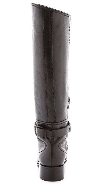 McQ - Alexander McQueen Bridle Riding Boots