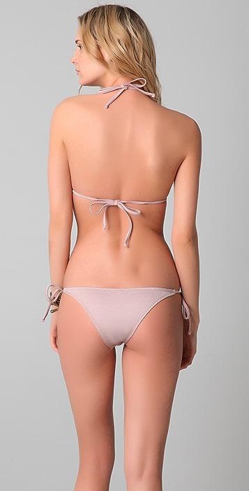 Made By Dawn Puka Bikini Top