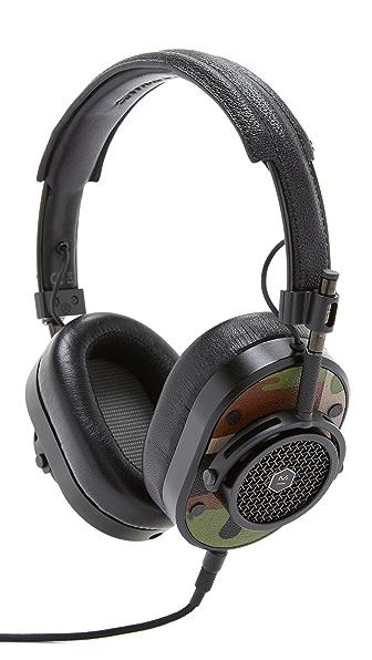 Master & Dynamic Logan Real Camo Headphones
