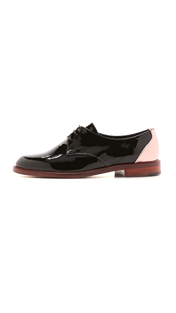 MEANDHER Jimmy Oxfords