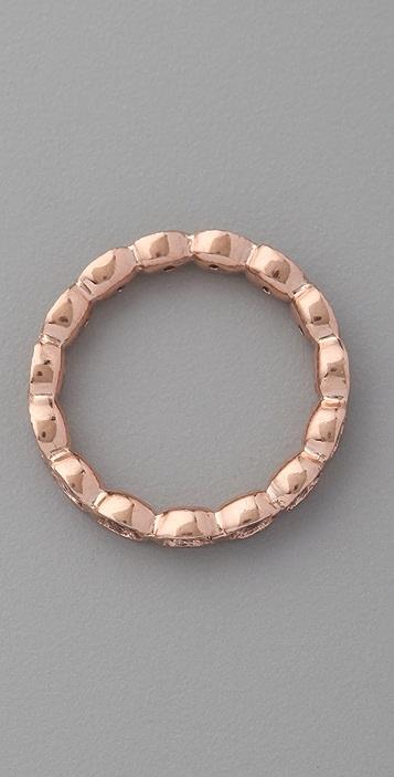 MELINDA MARIA Teeny Pod Ring