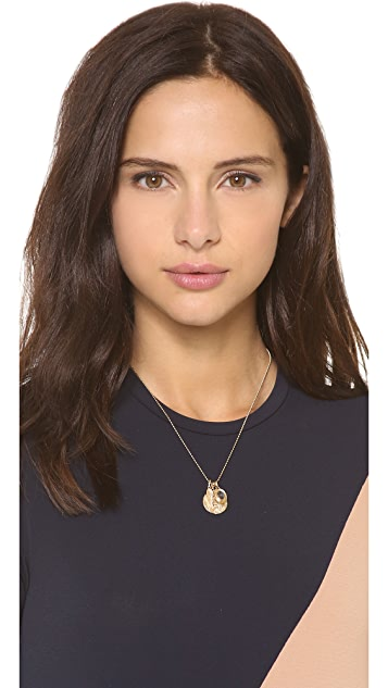 MELINDA MARIA Goddess of Power Necklace