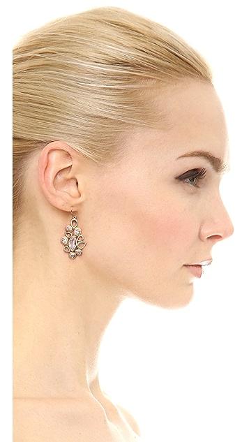 MELINDA MARIA Theo Drop Earrings