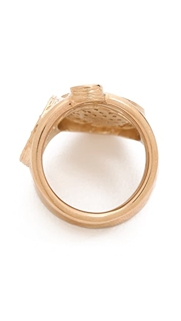 MELINDA MARIA Margo Pave Ring