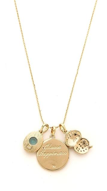 MELINDA MARIA Goddess of Peace Necklace