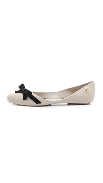 Melissa Trippy Ballet Flats