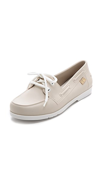 Melissa Boat Shoes