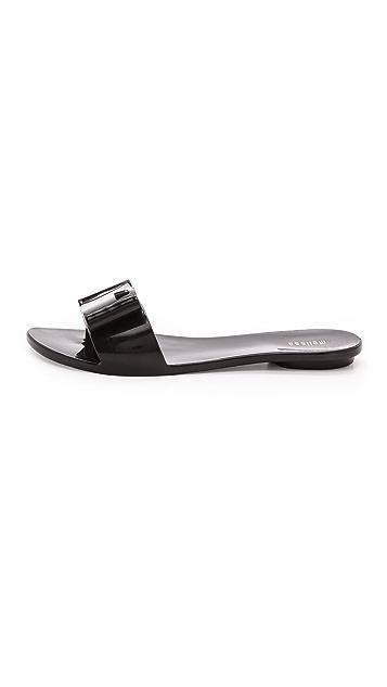 Melissa Lovely Single Band Sandals