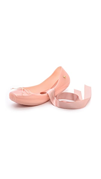 Melissa Ballet III Flats