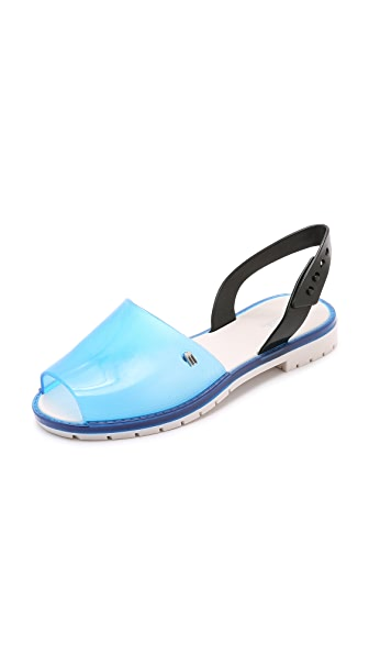 Melissa Espandena Jelly Sandals