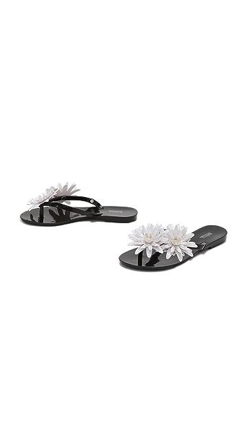 Melissa Harmonic Garden III Flip Flops