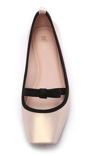 Melissa Ballet Bow Flats