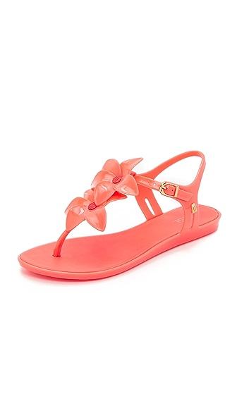 Melissa Solar Garden II Thong Sandals