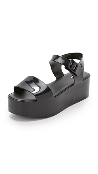 Melissa Mar Flatform Sandals