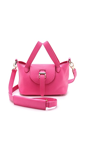 meli melo Thela Micro Mini Crossbody Bag