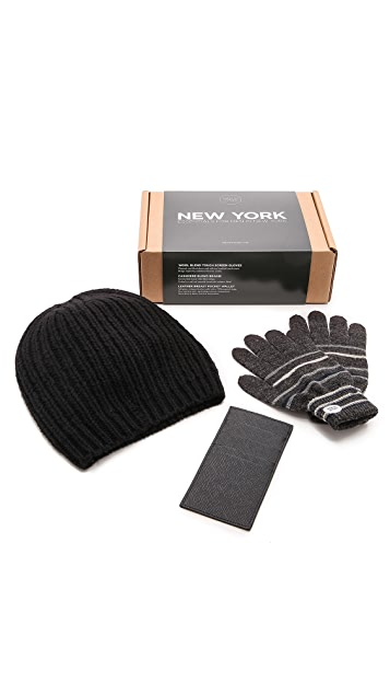 Men In Cities New York Essentials Box
