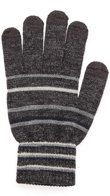 Men In Cities Touchscreen Gloves