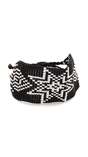 Mercedes Salazar Thick Beaded Bracelet