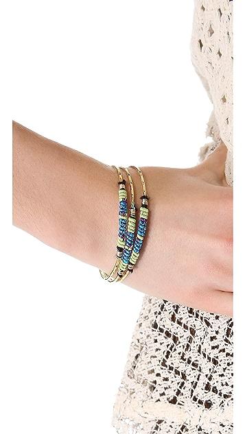 Mercedes Salazar Indigenous Bracelet Set