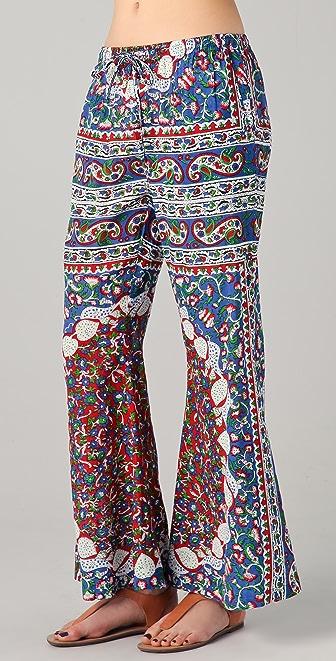 Mes Demoiselles Gipsy Paisley Pants