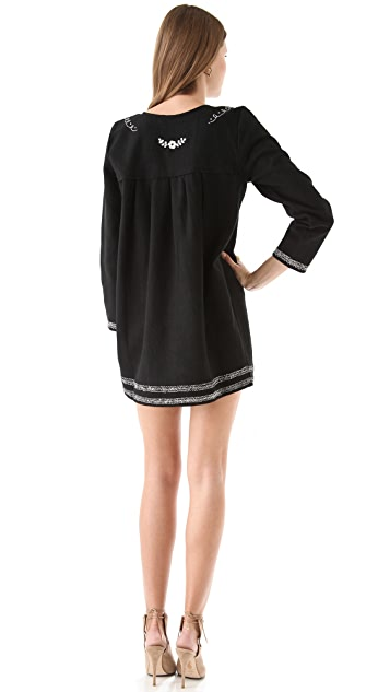 Mes Demoiselles Stacy Mini Tunic Dress