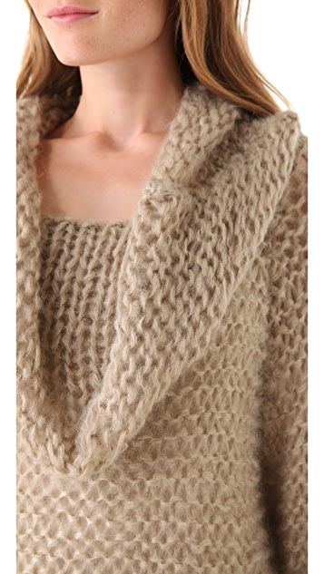 Mes Demoiselles Sarah Hand Knit Sweater