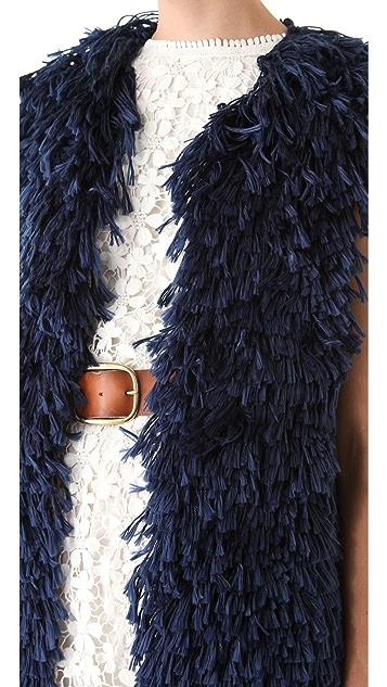 Mes Demoiselles Birdy Shag Vest