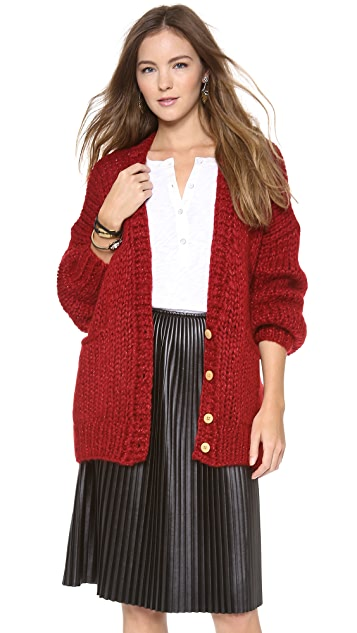 Mes Demoiselles Coquille Cardigan