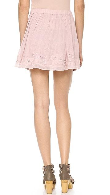 Mes Demoiselles Mona Short Skirt