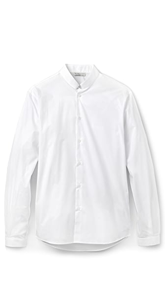 Editions M.R. Officer Collar Shirt