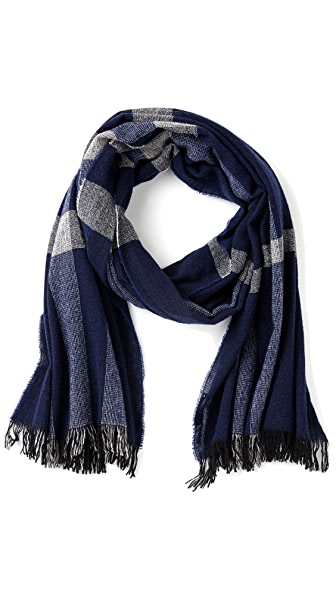 Editions M.R. Check Scarf