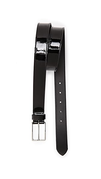 Editions M.R. Patent Leather Belt