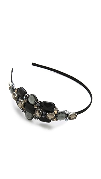 Marie Hayden Beaded Side Headband