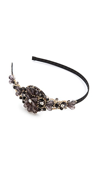 Marie Hayden Beaded Motif Headband