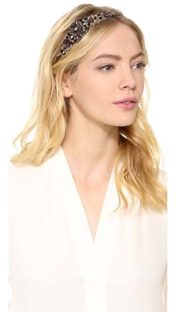 Marie Hayden Beaded Motif Headband