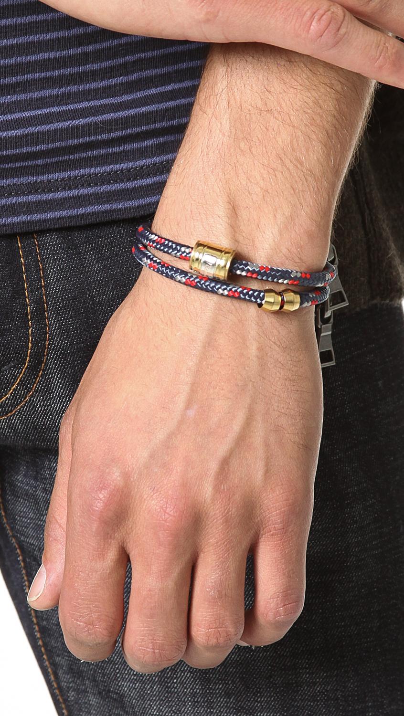 Miansai Casing rope bracelet OLptVr