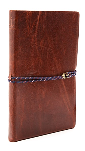 Miansai Leather Journal