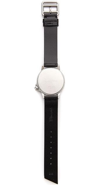 Miansai M24 Blue Dial Watch