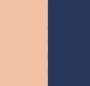 Rose Gold/Blue