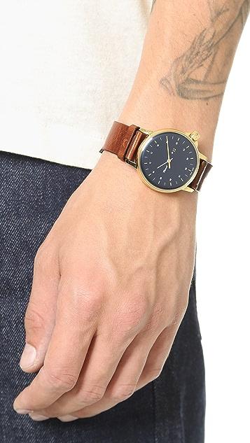 Miansai M12 Navy Dial Watch