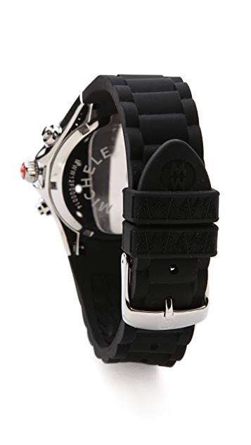 MICHELE Large Tahitian Jelly Bean Carousel Watch