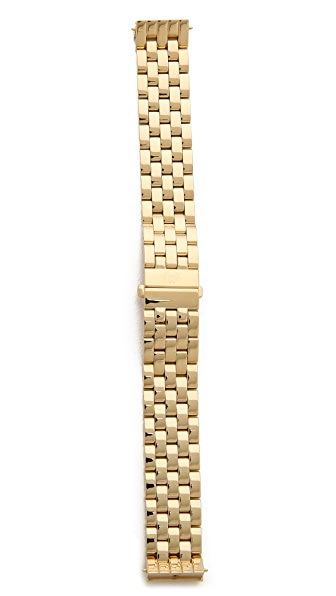 MICHELE Urban Mini 16mm 5 Link Bracelet Watch Strap