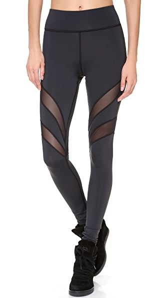 MICHI Psyche Leggings - Black