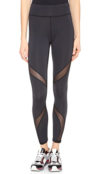 MICHI Supanova Leggings - Black