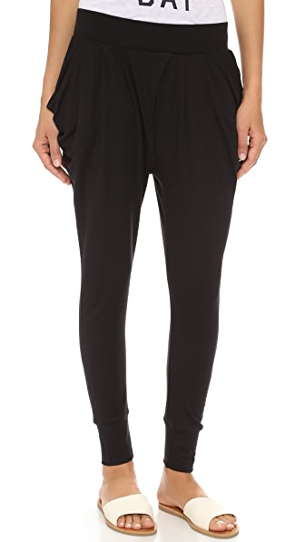 MICHI Imperial Harem Pants - Black