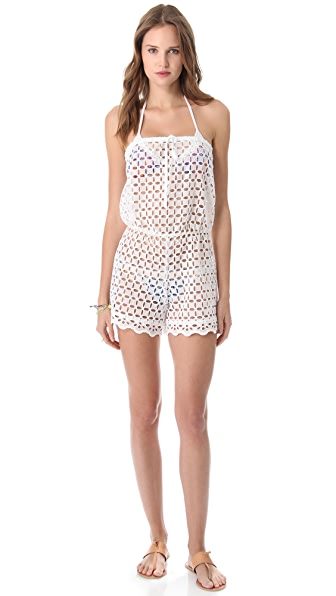 Miguelina Carla Cover Up Romper