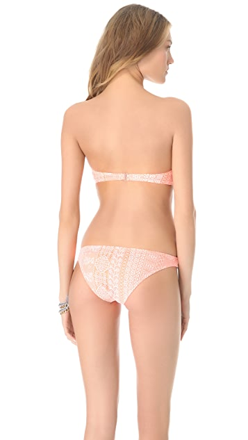 Miguelina Suzy Bandeau Bikini