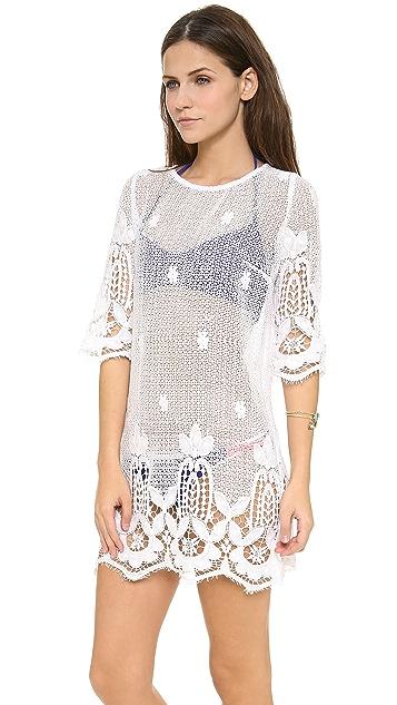 Miguelina Dahlia Cover Up Dress